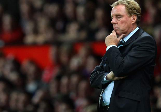 Tottenham manager Harry Redknapp denies there is a problem with racism in English football & refuses to judge Liverpool striker Luis Suarez