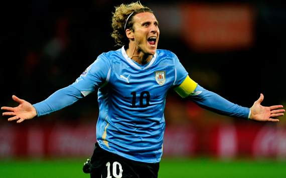 Diego Forlan - Uruguay (Getty Images)
