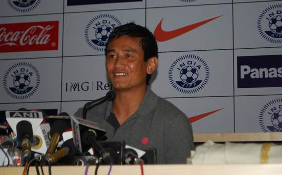 Bhaichung Bhutia: It's not a good sign when youngsters aren't scoring goals in double digits