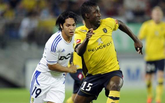Maiga joins West Ham from Sochaux
