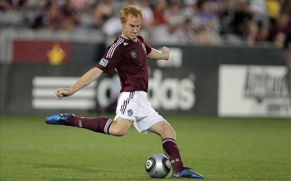 Jeff Larentowicz, Colorado Rapids (Getty Images)