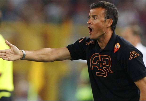 Roma coach Luis Enrique: I am sure the goals will come soon