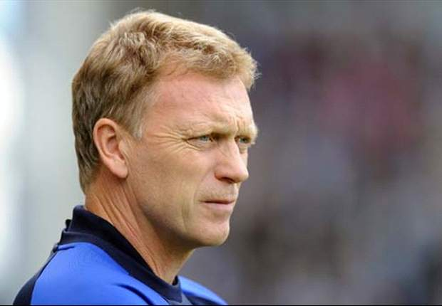 Moyes targeting top-10 finish for Everton
