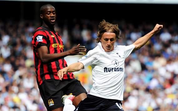 EPL - Tottenham Hotspur vs Manchester City,Luka Modric