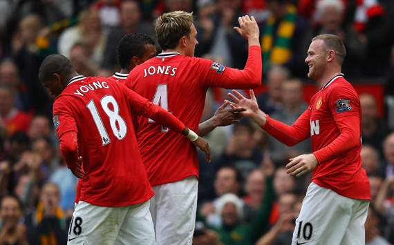 EPL - Manchester United v Arsenal, Wayne Rooney