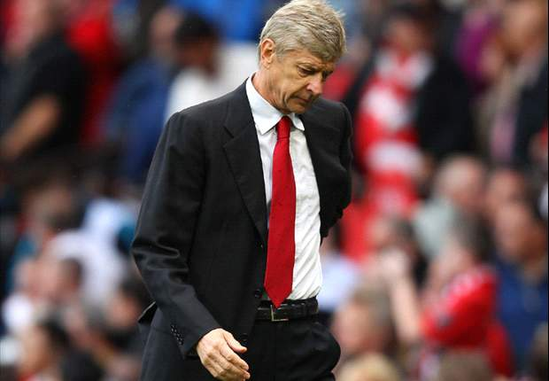 Arsene Wenger apologises to Arsenal fans after 'humiliating' 8-2 defeat to Manchester United