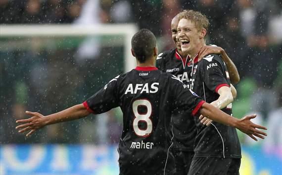 FC Groningen - AZ, Rasmus Elm