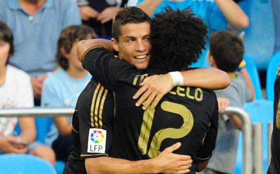 Ronaldo Hat-Trick Powers Madrid Victory