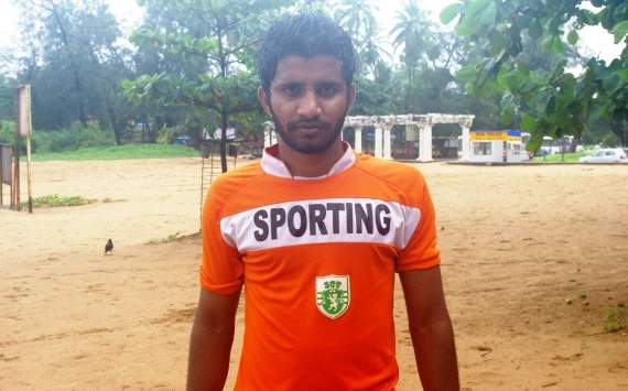 Anthony D'Souza, Sporting Clube De Goa