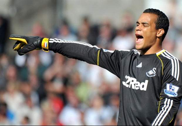 Vorm wants to sign new Swansea contract