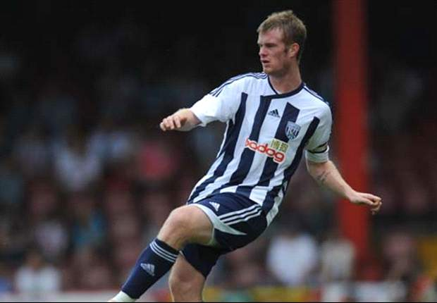 West Brom captain Brunt facing fitness race ahead of Premier League opener
