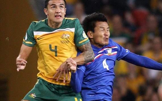 Australia to build on narrow qualifier win