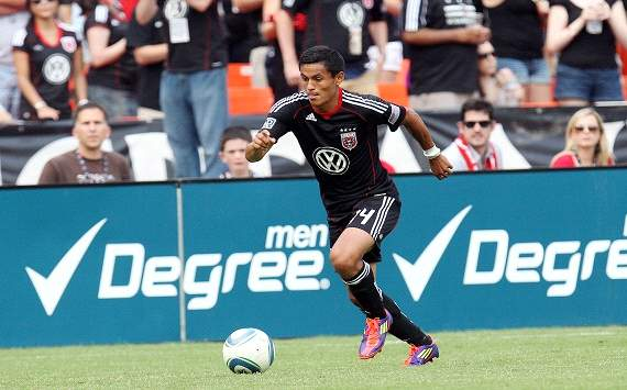 Andy Najar DC United