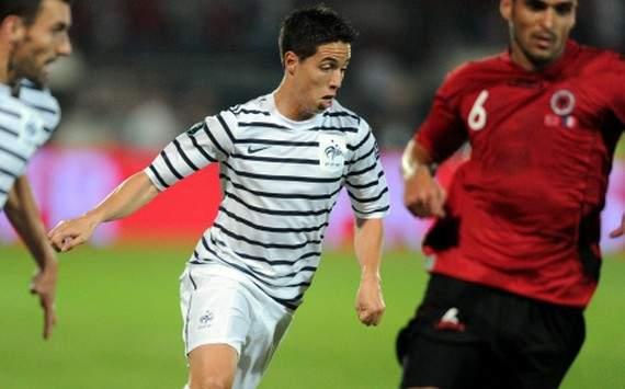 Euro 2012 : Samir Nasri (France vs Albania)