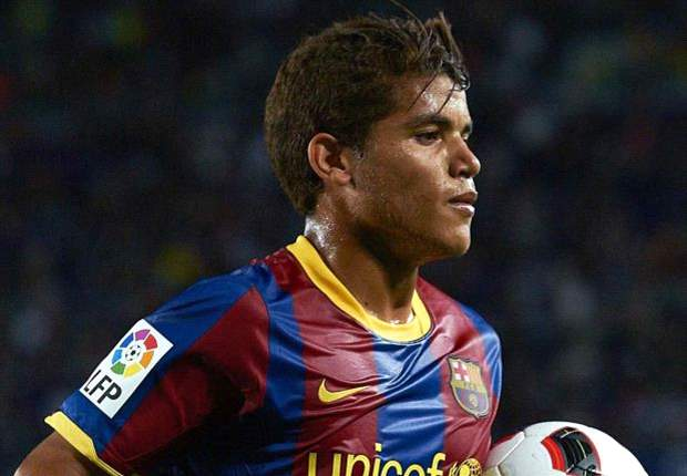 Eric Gomez: Jonathan dos Santos determined to change family history