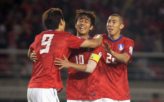 For Korean soccer team, heat is the real opponent in Kuwait
