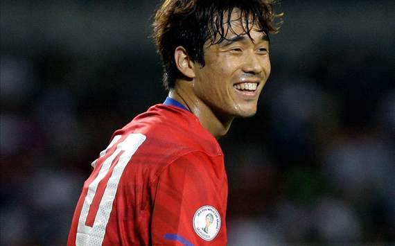 South Korea v Lebanon - Park Chu-Young