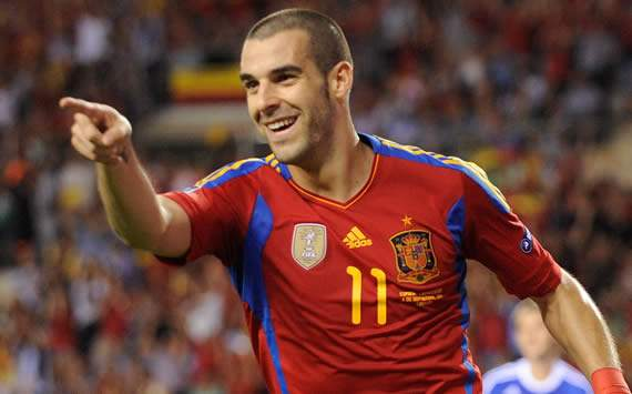 TEAM NEWS: Negredo leads the line for Spain against China in last warm-up friendly before Euro 2012