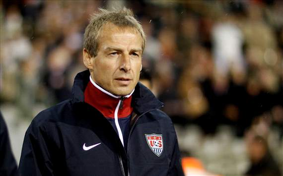 Klinsmann Calls 29