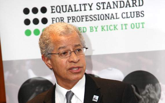 Lord Ouseley: Football games should be stopped when racism occurs