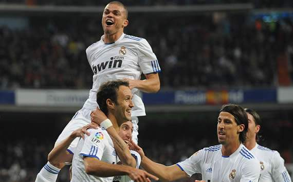 Pepe, Ricardo Carvalho, Real Madrid