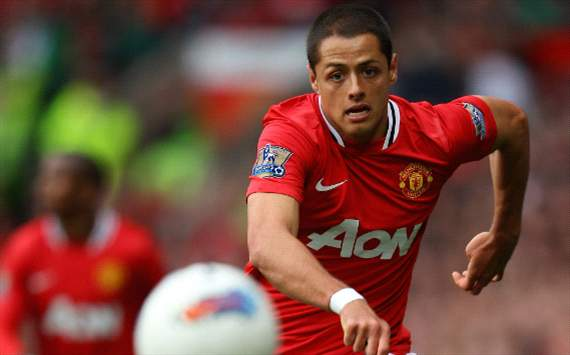 "Javier Hernández ""Chicharito"", Manchester United (Getty)"
