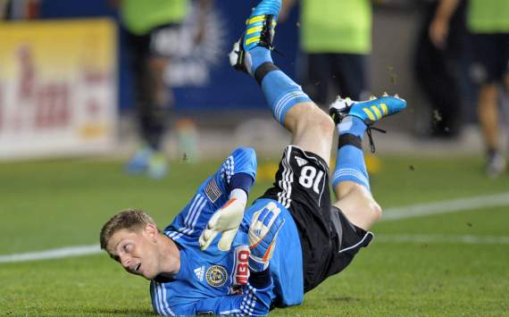 Zac MacMath, Philadelphia Union, MLS