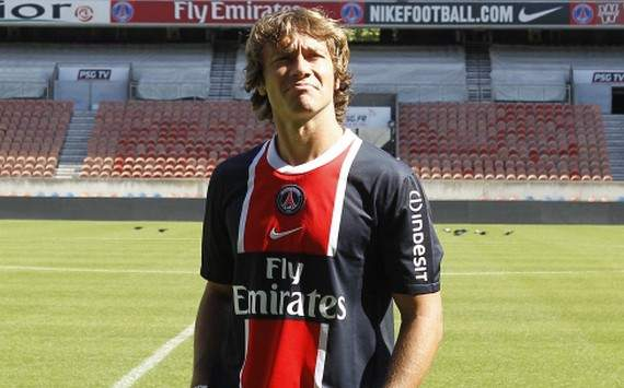 PSG Pinjamkan Diego Lugano Ke Malaga