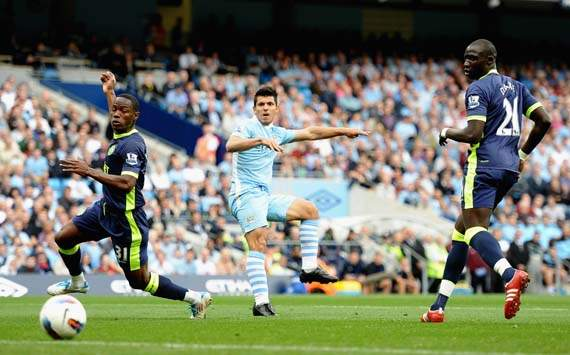 The brilliance of Sergio Aguero, the cunning of David Silva & the return of Carlos Tevez - Manchester City show they mean business with swatting of Wigan