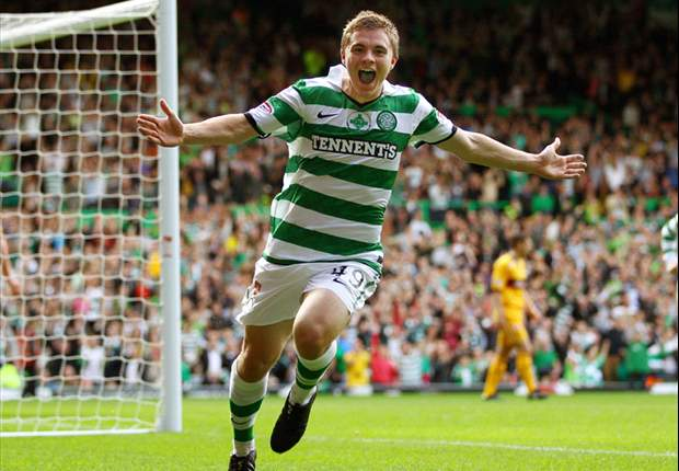 Celtic 4-0 Motherwell: James Forrest hits brace as Neil Lennon's side cruise to victory