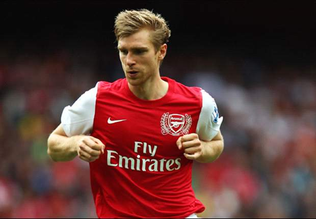 Mertesacker feeling settled after overcoming 'tough' opening to Arsenal career