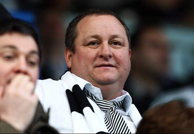 Newcastle chairman Ashley cleared to buy stake in Rangers