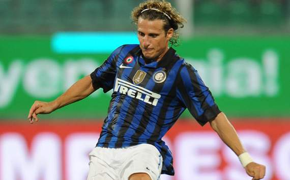 Diego Forlan - Inter (Getty Images)