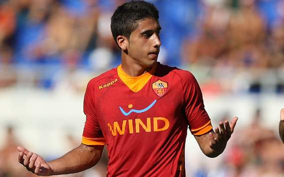 Roma's Jose Angel admits interest in Benfica move