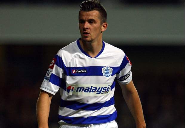 QPR midfielder Barton to train with Fleetwood Town