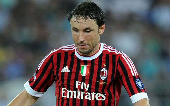 AC Milan's Mark van Bommel would be welcomed back to PSV, says technical director Marcel Brands