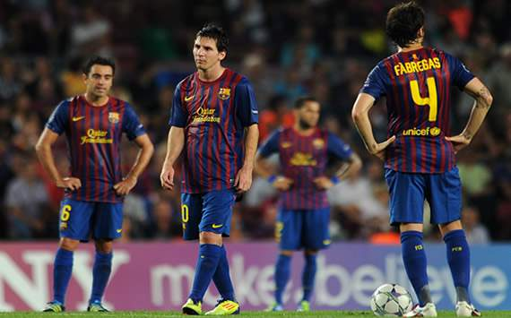UEFA Champions League: FC Barcelona