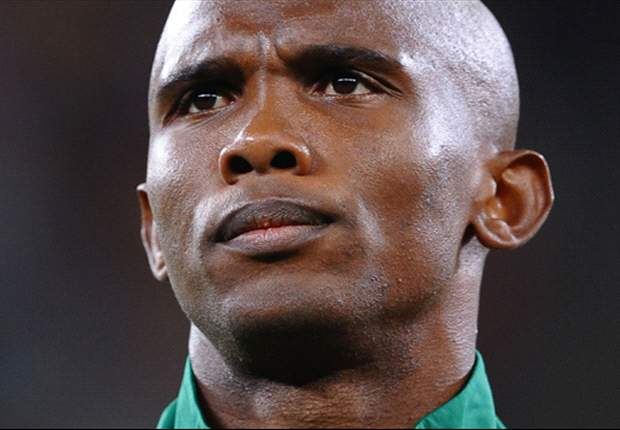 Anzhi Makhachkala striker Samuel Eto'o reveals he almost moved to a Premier League club before joining Inter