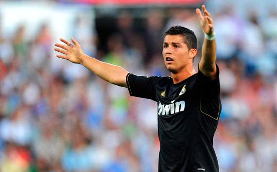 Cristiano Ronaldo, Real Madrid (Getty Images)