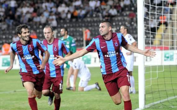 Trabzonspor vs CSKA Moscow