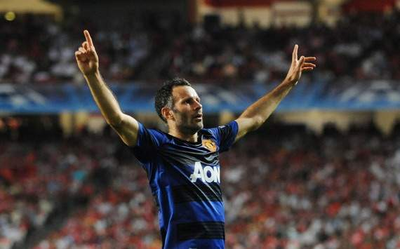 ANG - Ryan Giggs, sa majesté Premier League