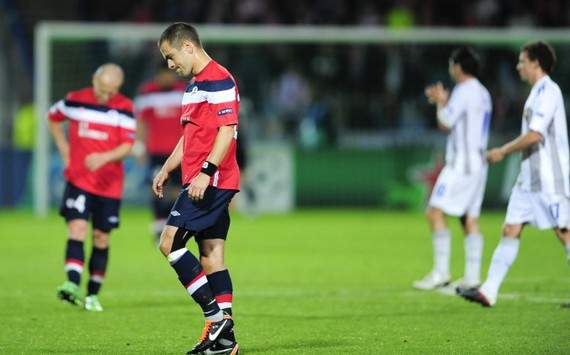 Champions League : Joe Cole (Lille OSC vs CSKA Moscow)
