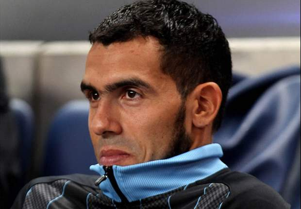 Manchester City plan January exit for outcast Carlos Tevez – report