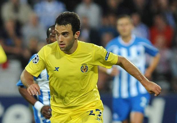 Source: Milan is targeting Giuseppe Rossi