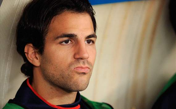Cesc Fabregas: If I have to leave Barcelona, I will go back to Arsenal