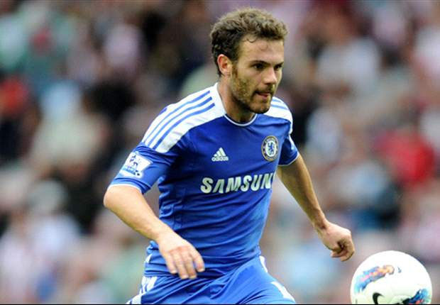 Chelsea boss Di Matteo fears Juan Mata could risk burn out