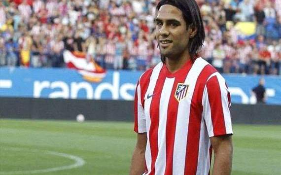 Atletico Madrid's Gregorio Manzano: We signed a magnificent goalscorer in Radamel Falcao