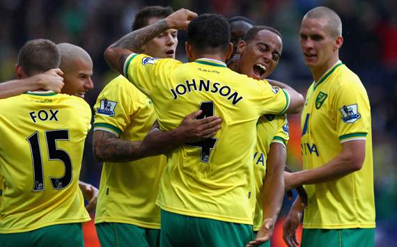 Bradley Johnson, Norwich City