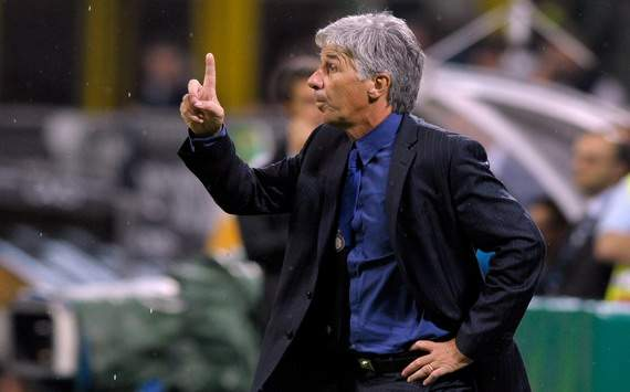 Il tecnico dell'Inter Gian Piero Gasperini (Getty Images)