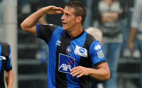German Denis - Atalanta-Palermo - Serie A (Getty Images)